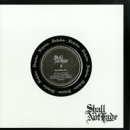 Front View : Nicholas ft. Nikki-O - SOUND OF EARTH EP - Shall Not Fade / SNF021