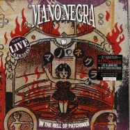 Front View : Mano Negra - IN THE HELL OF PATCHINKO (2LP+CD) - Because Music / BEC5543319