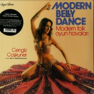 Front View : Cengiz Coskuner - MODERN FOLK OYUN HALAVAR (LP) - PHARAWAY / PHS 059