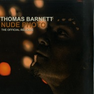 Front View : Thomas Barnett - NUDE PHOTO (CHEZ DAMIER REMIX) - Finale Sessions Limited / FSL 006