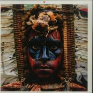Front View : Black Merlin - KOSUA (2LP) - Island Of The Gods / IOTG005