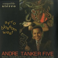 Front View : Andre Tanker Five - AFRO BLOSSOM WEST (LTD 180G LP) - Cree / CLP 1214 / 05165471