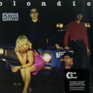 Front View : Blondie - PLASTIC LETTERS (180G LP + MP3) - Capitol / 5355033