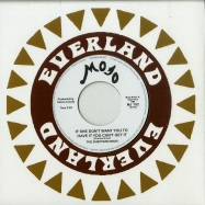 Front View : The Sheppard Bros. - IF SHE DONT WANT YOU TO HAVE IT YOU CANT GET IT / MR. FOOL (7 INCH) - Everland / EVERLAND45-007