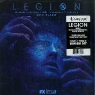 Front View : Jeff Russo - LEGION SEASON 2 SCORE O.S.T. (LTD BLUE LP) - Lakeshore Records / 39146651