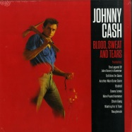 Front View : Johnny Cash - BLOOD SWEAT AND TEARS (180G LP) - Not Now Music / CATLP160 / 9054015