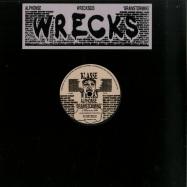 Front View : Alphonse - Brainstorming EP - Klasse Wrecks / WRECKS023