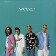 Front View : Weezer - WEEZER (TEAL ALBUM) (LP) - Atlantic / 7567865269