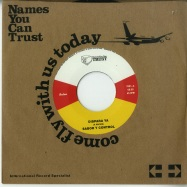Front View : Sabor Y Control - DISPARA YA / TERRITORIO Y HONOR (7 INCH) - Names You Can Trust / NYCT7051