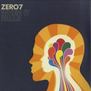 Front View : Zero 7 - WHEN IT FALLS (2LP, 180 G VINYL ONLY) - New State Music / NEW9271LP