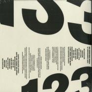 Front View : Chris Korda - AKOKO AJEJI (2X12 INCH LP) - Perlon / Perlon123LP