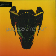 Front View : Goldie - SATURNZ RETURN (180G 2LP + MP3) - London Records / LMS5521265
