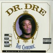 Front View : Dr. Dre - THE CHRONIC (2LP) - Death Row / 782111