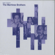 Front View : The Martinez Brothers - FABRIC PRESENTS: THE MARTINEZ BROTHERS (CD, MIXED) - Fabric / FABRIC203