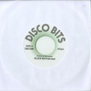 Front View : Cannon & Mirrorball - BLACK RHYTHM RAP (7 INCH) - Disco Bits / DBS1009