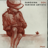 Front View : Avgustin, mft. Galopping Birds, Avram - SANGUINA 004 - VARIOUS ARTISTS - Sanguina Records / SNG004