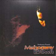 Front View : Moodymann - MAHOGANY BROWN (2LP, RE-ISSUE, CLEAR VINYL) - Peacefrog / PF074C