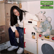 Front View : Park Hye Jin - HOW CAN I (EP + MP3) - Ninja Tune / ZEN12547