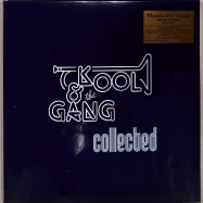 Front View : Kool & The Gang - COLLECTED (LTD WHITE 180G 2LP) - Music on Vinyl / MOVLP2254 / 9882971