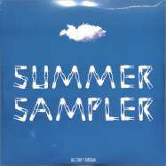 Front View : Various Artists - SUMMER SAMPLER 2020 (3LP) - All Day I Dream / ADID060