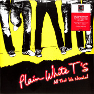 Front View : Plain White Ts - ALL THAT WE NEEDED (RED LP) - Concord Records / 7219232