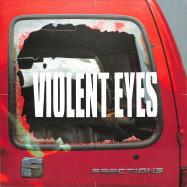 Front View : Fractions - VIOLENT EYES (LP, COLOURED) - Fleisch / F021COL