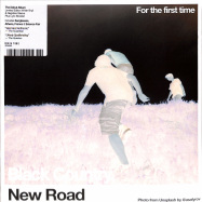 Front View : Black Country, New Road - FOR THE FIRST TIME (LTD WHITE LP + MP3) - Ninja Tune / ZEN269X