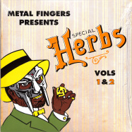 Front View : MF Doom - Special Herbs Vol.1&2 (2LP) - Nature Sounds / NSD100-1
