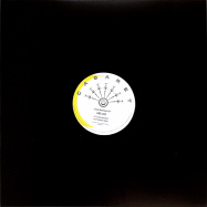Front View : MR.HO - LEVEL SHORTKUT EP (VINYL ONLY) - Cabaret Recordings / Cabaret026