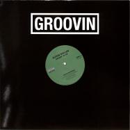 Front View : Alton Miller - JAZZIN IT EP - Groovin / GR-1278