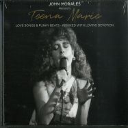 Front View : John Morales presents Teena Marie - LOVE SONGS & FUNKY BEATS - REMIXED WITH LOVING DEVOTION (2CD) - BBE Records / BBE605acd