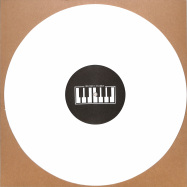 Front View : Nerve Maze - Abstract 1-4 (WHITE COLOURED, VINYL ONLY) - Abstract Sounds / ASV001