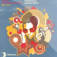 Front View : DJamin - GIVE YOU (REMIXES) - Defected / dftd148r