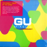 Front View : Various - GU MIXED 3 (3CD) - Global Underground / GUMIX3CD