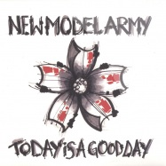 Front View : New Model Army - TODAY IS A GOOD DAY (2X12 INCH LP) - Attack Attack / ATK2315