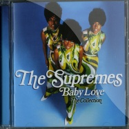 Front View : The Supremes - BABY LOVE - THE COLLECTION - Spectrum Music / spec2086