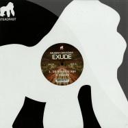 Front View : Imugem Orihasam - EXUDE EP - Steadfast Records / steadfast 015