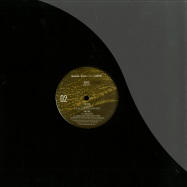 Front View : Mekas - SALVADOR (INCL JEROEN SEARCH RMXS) - Woods N Bass Records / WNBLMTD002