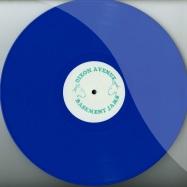 Front View : VernoN - CHICKEN DANCE (BLUE VINYL) - Dixon Avenue Basement Jams / DABJ-1203