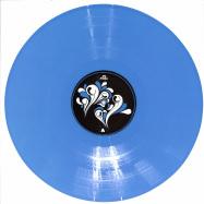 Front View : Fonscha & Hendry - DEEP VIBES (DAPAYK REMIX) (BLUE COLOURED VINYL) - Beatwax / BW012