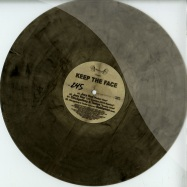 Front View : Joey Kay - CHICAGO DEEP (CLEAR MARBLED VINYL) - Minuendo Recordings / mnd025