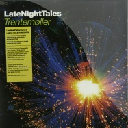 Front View : Trentemoller - LATE NIGHT TALES - TRENTEMOLLER (2X12 INCH LP, 180 G VINYL + MP3) - ANOTHER LATE NIGHT / ALNLP25
