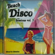 Front View : Various Artists - Beach Disco Sessions Volume 5 (Mixed by Situation) CD - Nang Records / Nang125