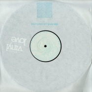 Front View : JP Enfant - ECHOES OF YOU EP - A.r.t.less / Artless 2189 / 71553