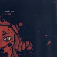 Front View : Asferico - SERIE 1 (CD) - Subwax JPN / Subwax BCN CD03