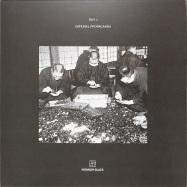 Front View : Dax J - IMPERIAL PROPAGANDA EP - Monnom Black / MONNOM005
