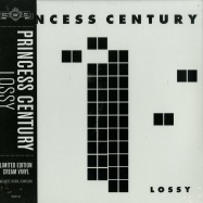 Front View : Princess Century - LOSSY (COLOURED LP + MP3) - Paper Bag / pbrd1142