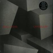 Front View : Null + Void - CRYOSLEEP (LP+BONUSTRACK, RED VINYL+MP3) - HFN Music / HFN66LP