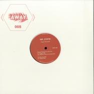 Front View : Mr. Statik - ROGUE CHERUB EP (FEAT. DAVE AJU+MATTHEW HERBERT RMX) - Away Berlin / Away005