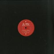 Front View : DJ Rou - THE ROU-TINE EP (INCL. MINIMONO REMIX) - Daphian Productions / DPV003